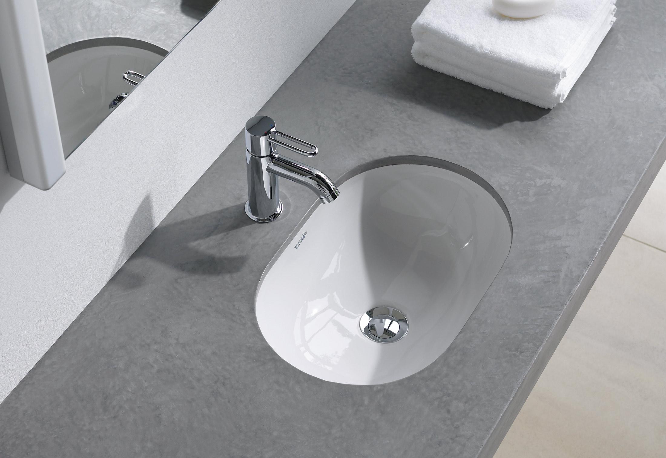 foster vanity basin foster vanity basin - Duravit Sink