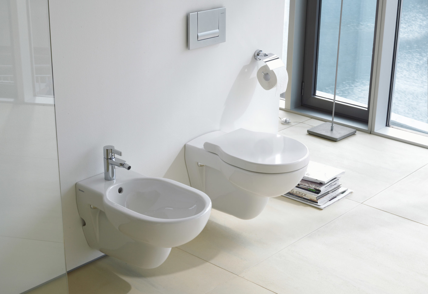Foster Wall Wc By Duravit Stylepark
