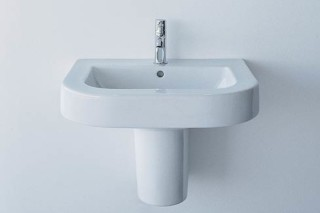 Happy D. Wash basin  by  Duravit