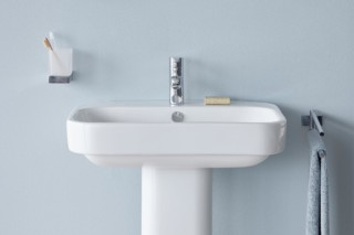 Happy D.2 washbasin  by  Duravit