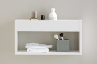 Ketho bath shelf  by  Duravit