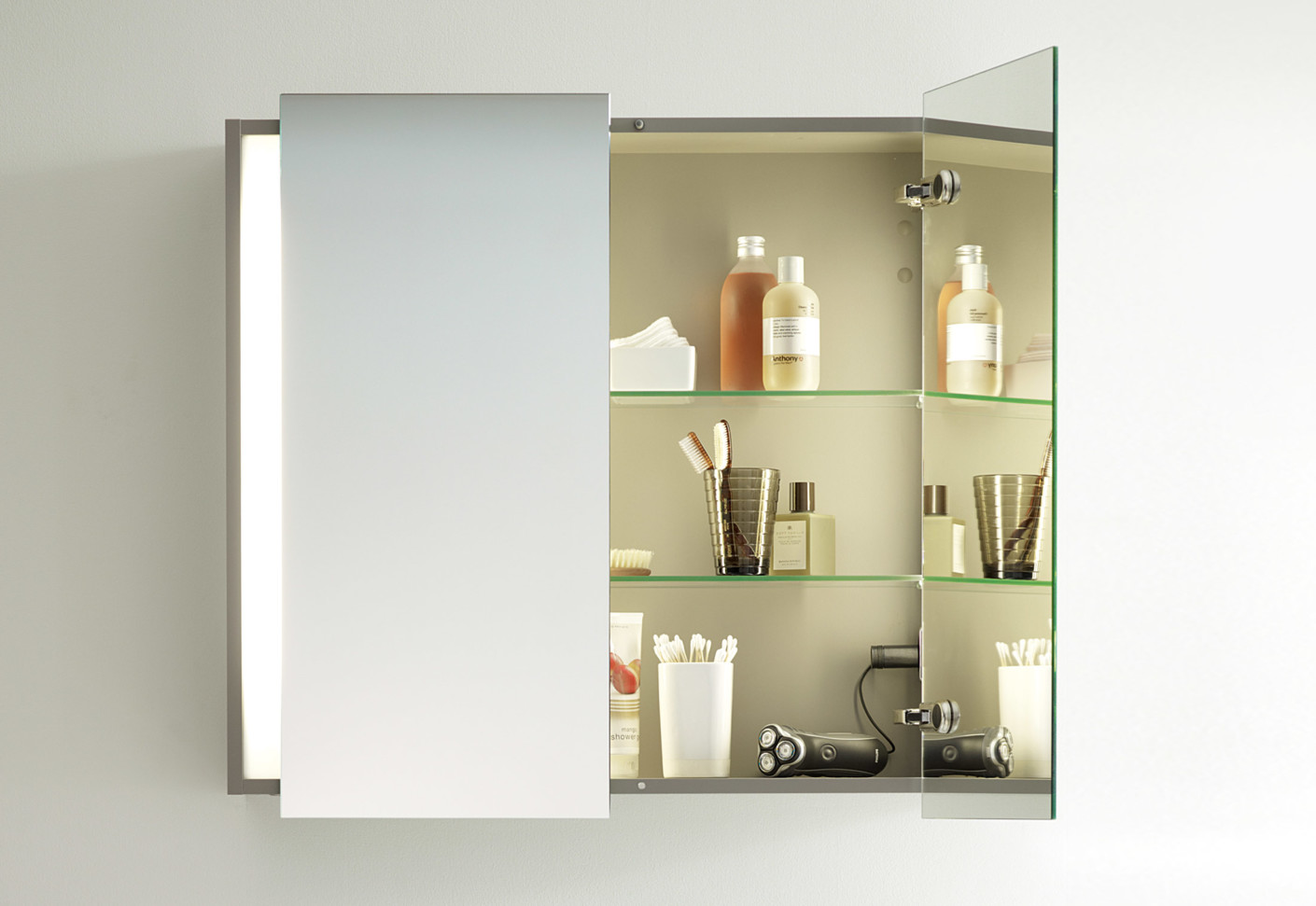 Ketho cabinet with mirror by Duravit | STYLEPARK