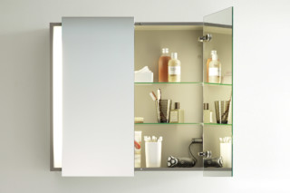 Ketho cabinet with mirror  by  Duravit