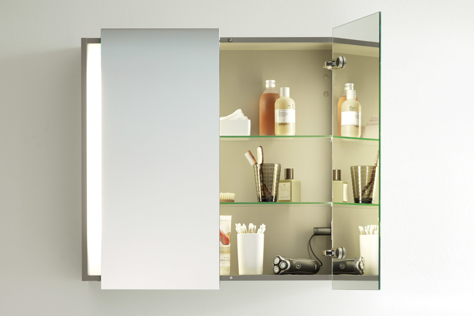 Ketho cabinet with mirror