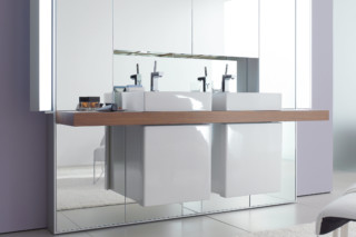 Mirrorwall double  by  Duravit
