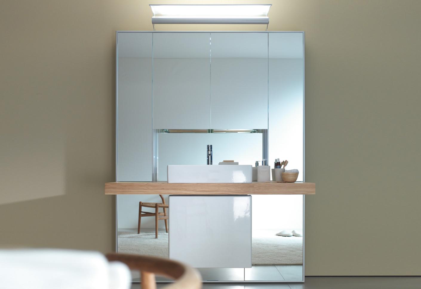 mirrorwall solit r von duravit stylepark. Black Bedroom Furniture Sets. Home Design Ideas