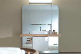 Mirrorwall singular  by  Duravit