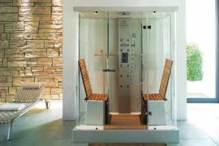 Multi-functional shower  by  Duravit