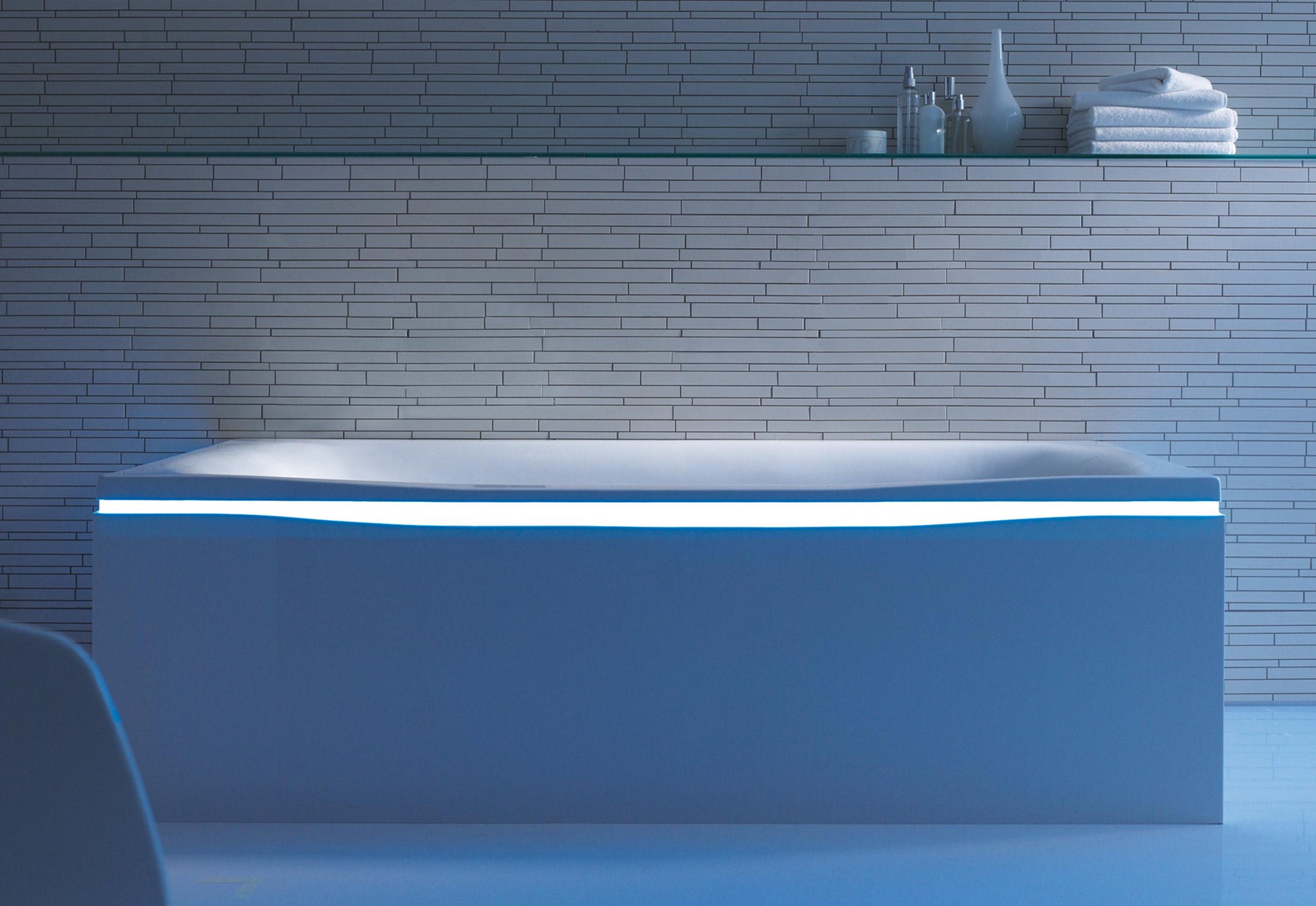 PuraVida bathtub by Duravit | STYLEPARK