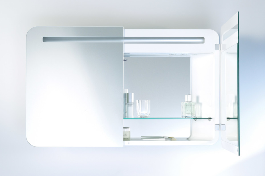 puravida spiegelschrank von duravit stylepark. Black Bedroom Furniture Sets. Home Design Ideas