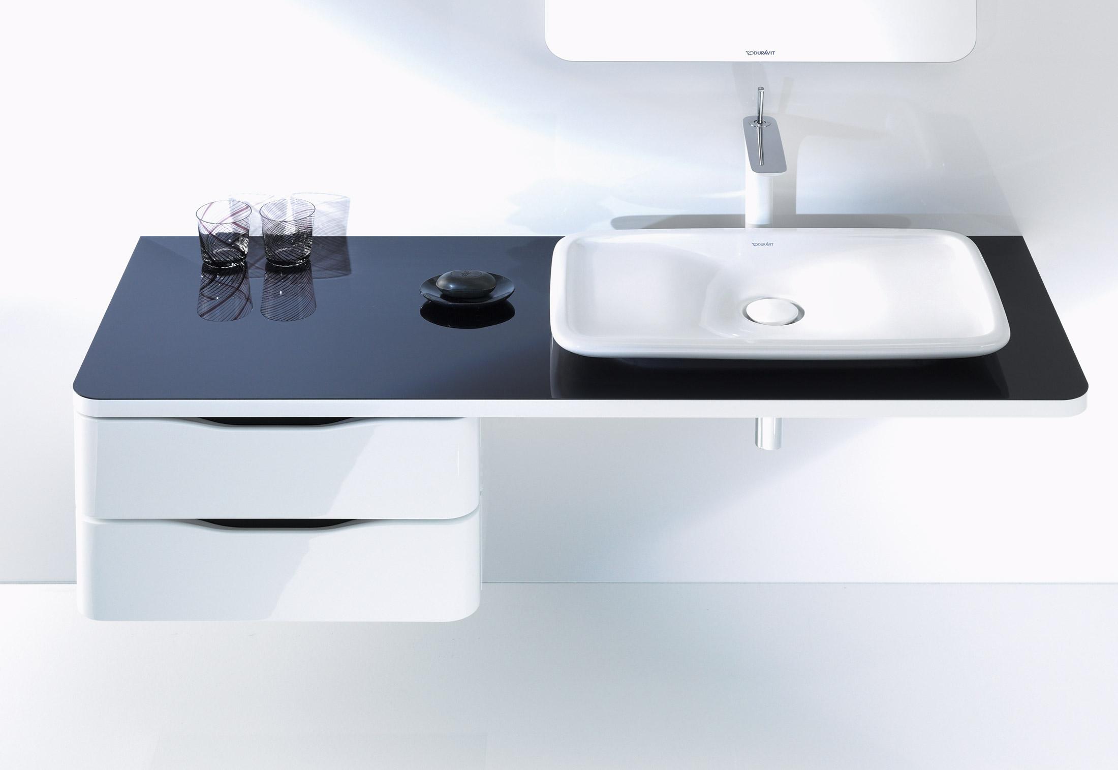 PuraVida washbasin by Duravit | STYLEPARK