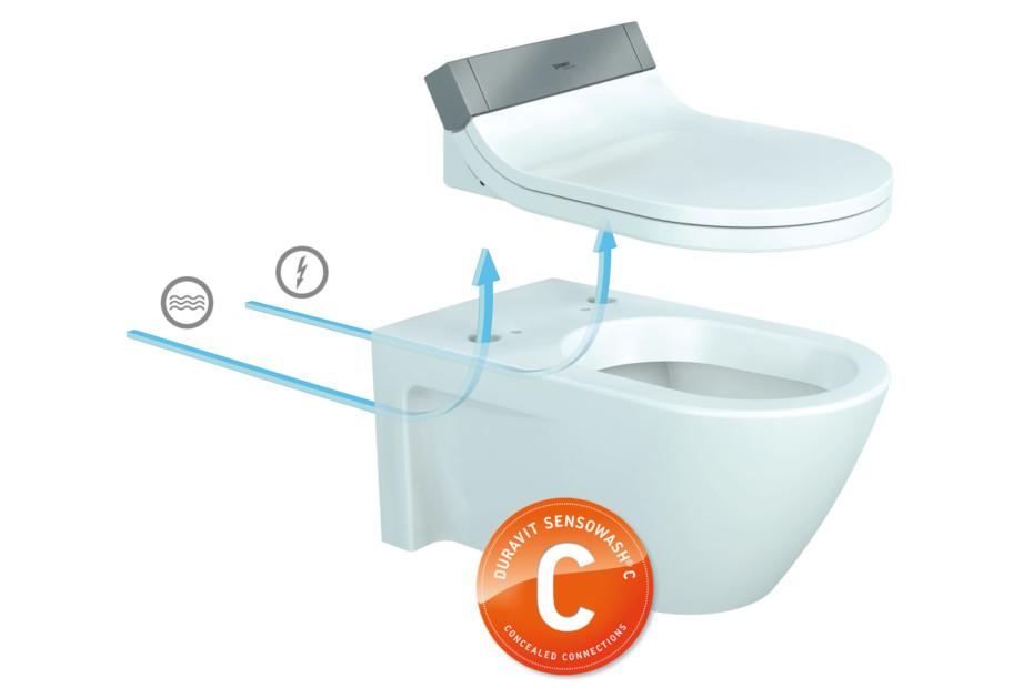 senso wash starck c von duravit stylepark. Black Bedroom Furniture Sets. Home Design Ideas