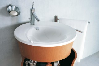 Starck 1 furniture washbasin  by  Duravit