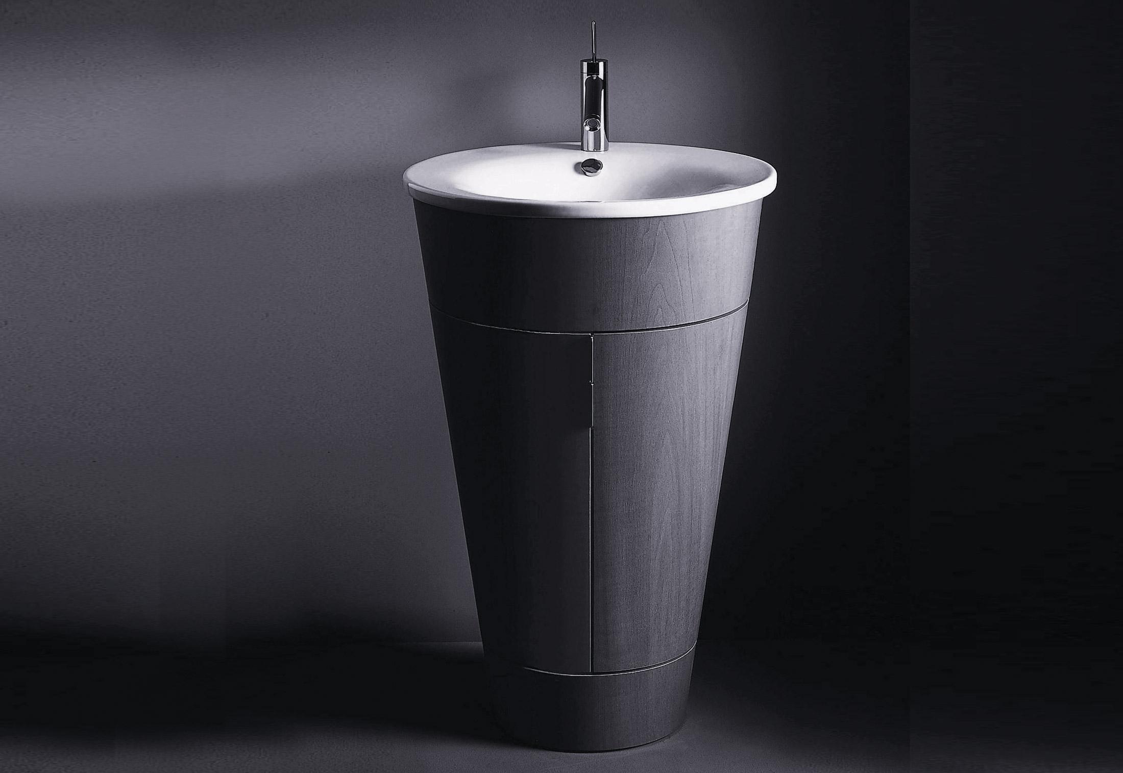 starck 1 furniture washbasin by duravit stylepark. Black Bedroom Furniture Sets. Home Design Ideas