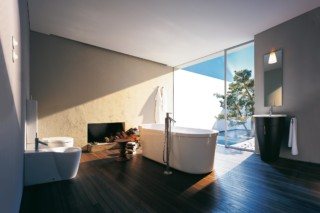 Starck 1 Mirror  by  Duravit