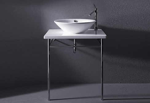 starck 1 wall washbasin. Black Bedroom Furniture Sets. Home Design Ideas