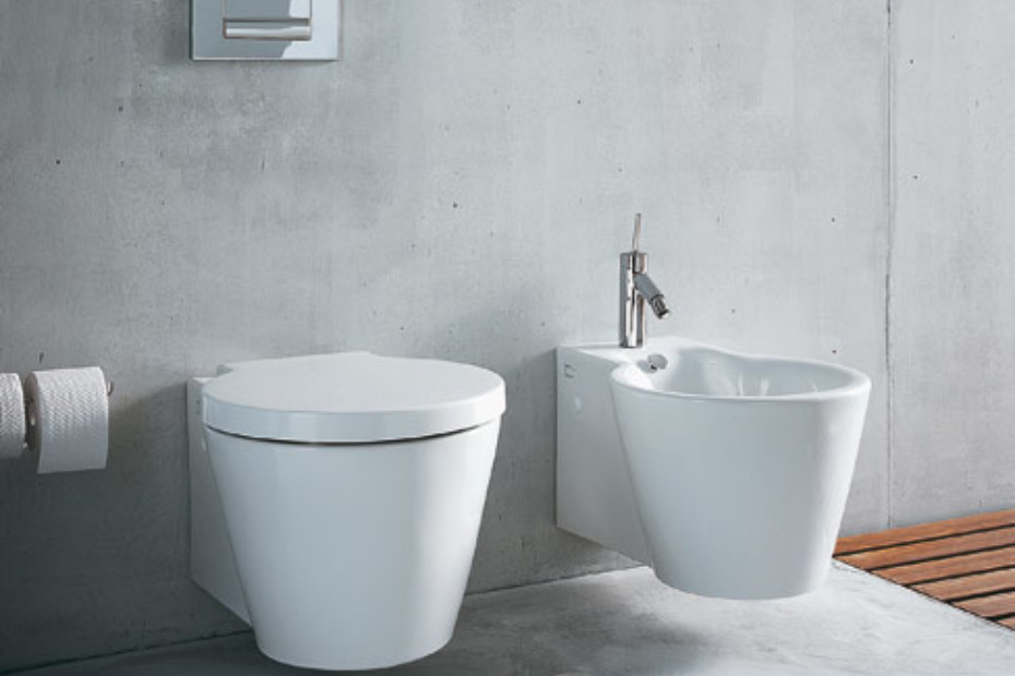 Starck 1 Wall WC by Duravit | STYLEPARK