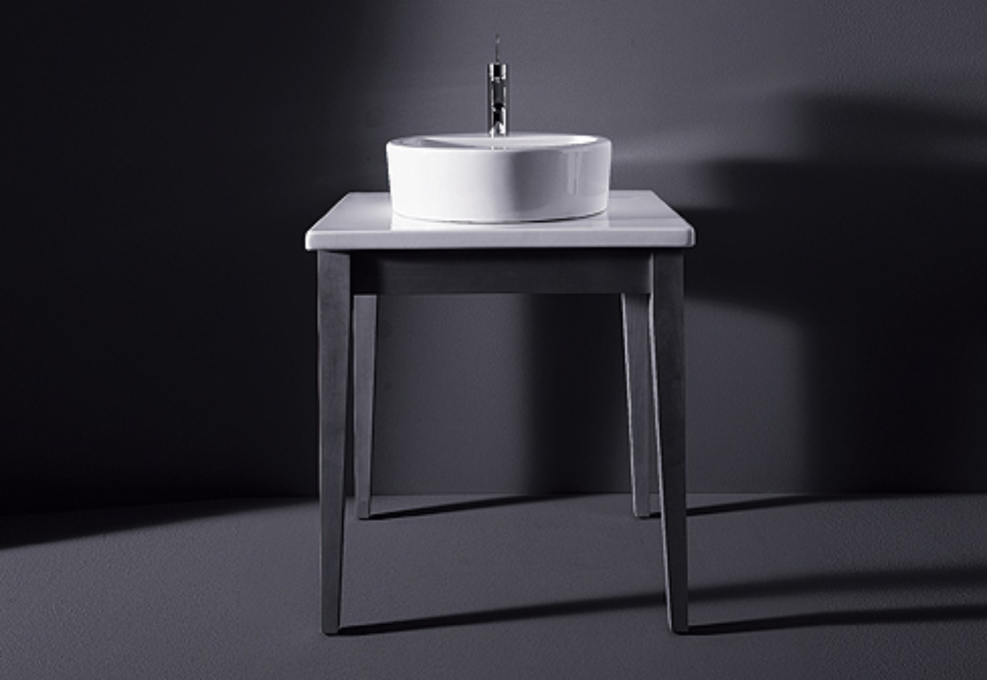 starck 1 washbasin by duravit stylepark. Black Bedroom Furniture Sets. Home Design Ideas