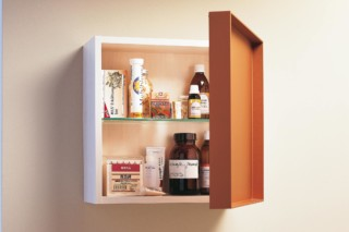Starck 1.2.3 Wall Cabinet  by  Duravit