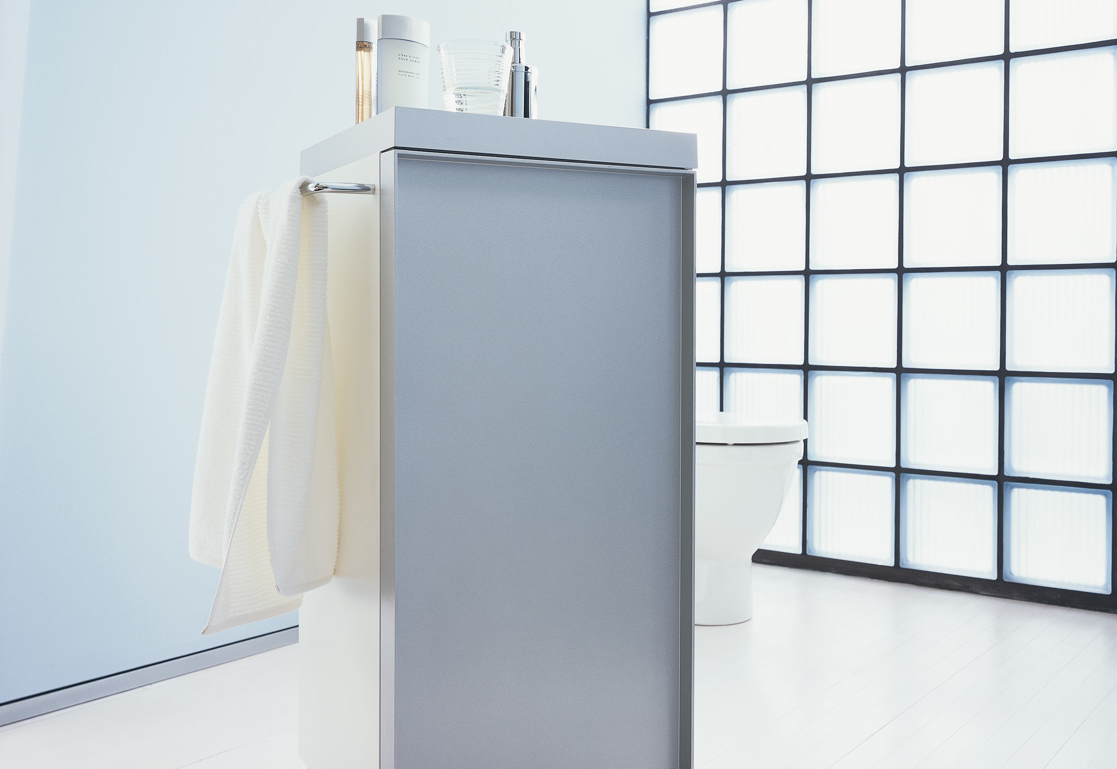 Starck 1.2.3. Mobile storage unit by Duravit | STYLEPARK
