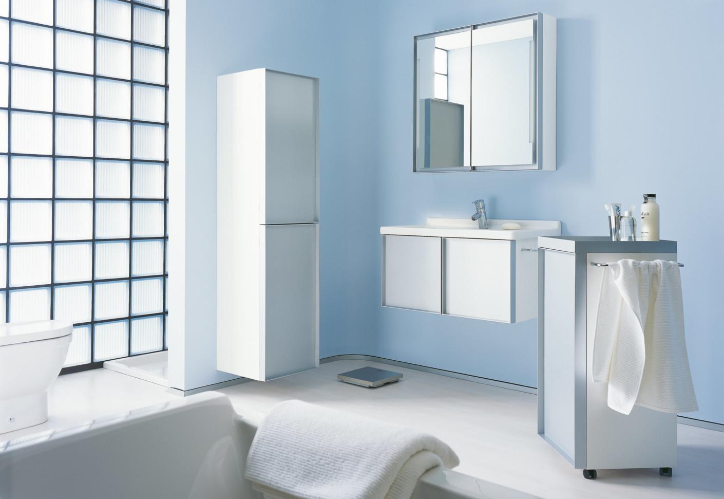 starck 1 2 3 hochschrank von duravit stylepark. Black Bedroom Furniture Sets. Home Design Ideas