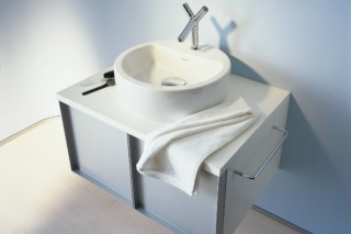 Starck 1.2.3. Vanity unit  by  Duravit