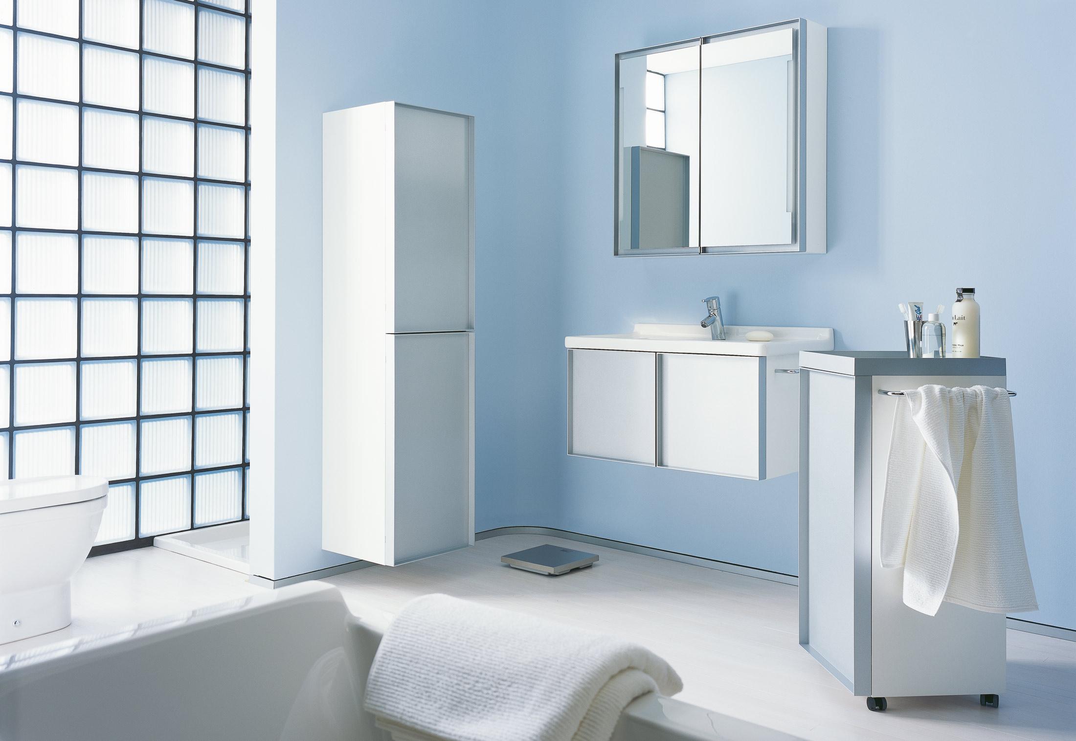 starck 1 2 3 waschtischunterbau von duravit stylepark. Black Bedroom Furniture Sets. Home Design Ideas