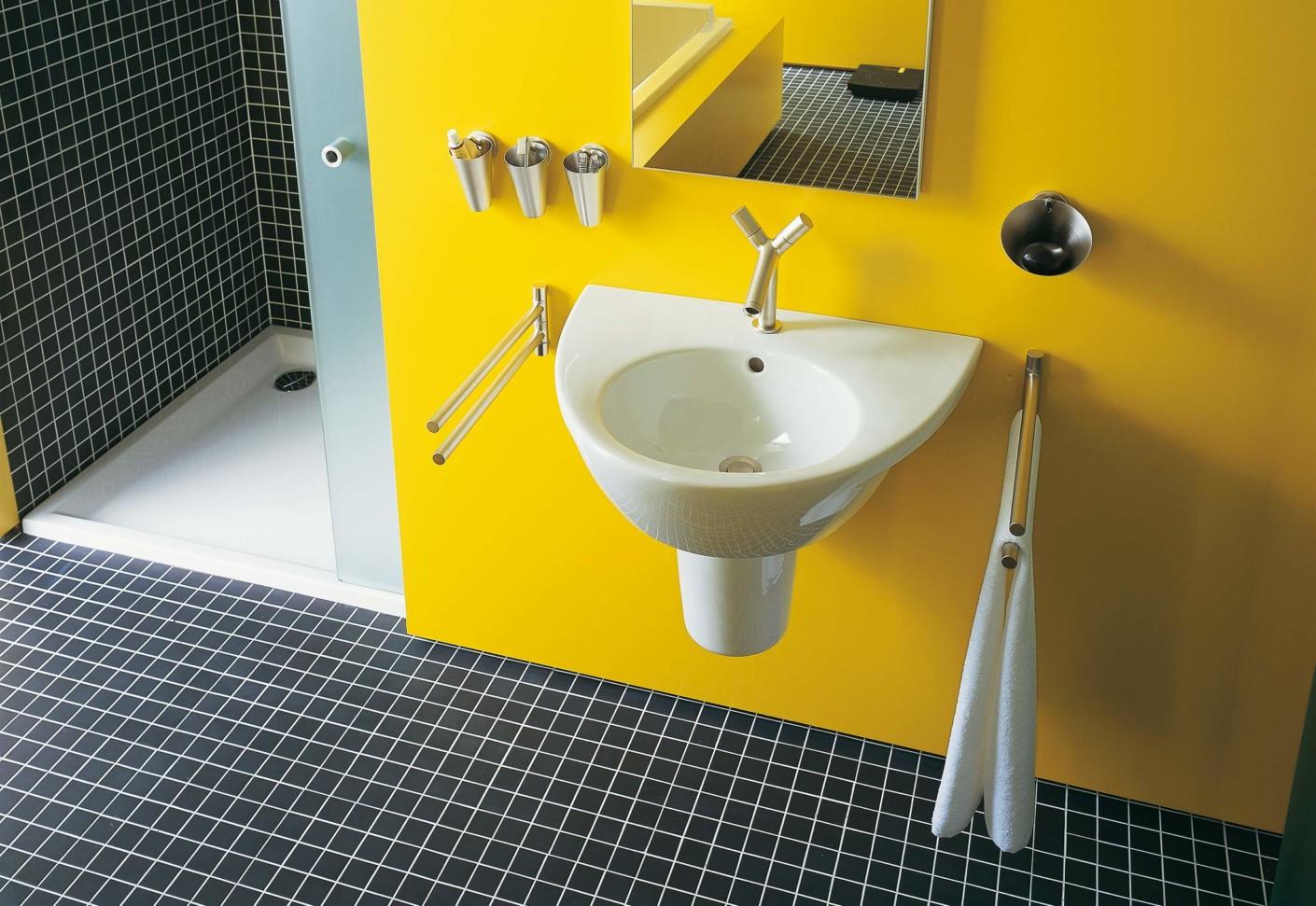 starck 2 handrinse basin by duravit stylepark. Black Bedroom Furniture Sets. Home Design Ideas