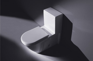 Starck 2 Stand WC combination  by  Duravit