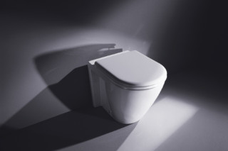 Starck 2 Stand WC  by  Duravit