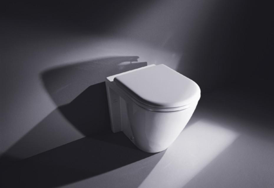 Starck 2 Stand WC von Duravit | STYLEPARK