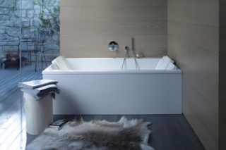 Starck 3 bathtub  by  Duravit