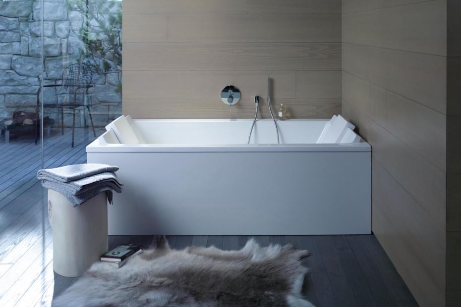 Starck 3 bathtub