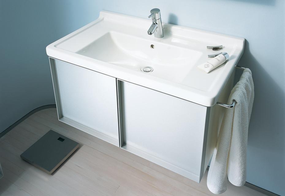 Starck 3 furniture washbasin