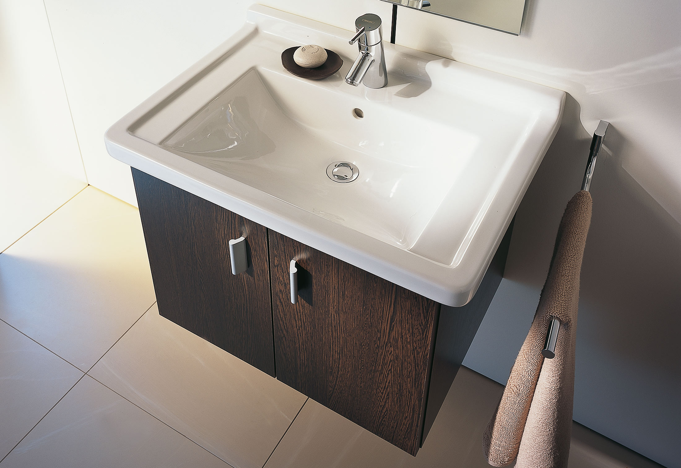 Starck 3 Furniture Washbasin By Duravit Stylepark