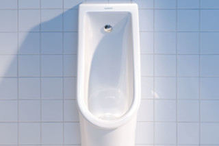 Starck 3 Urinal oblong  by  Duravit