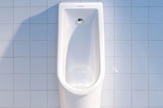 Starck 3 urinal long  by  Duravit