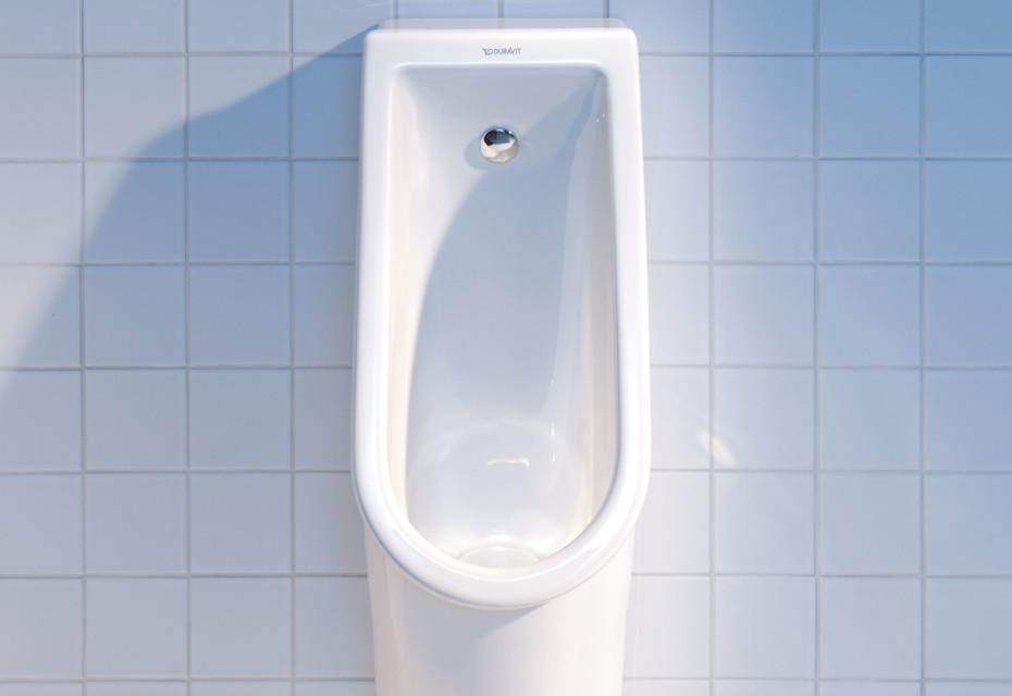 Starck 3 Urinal oblong