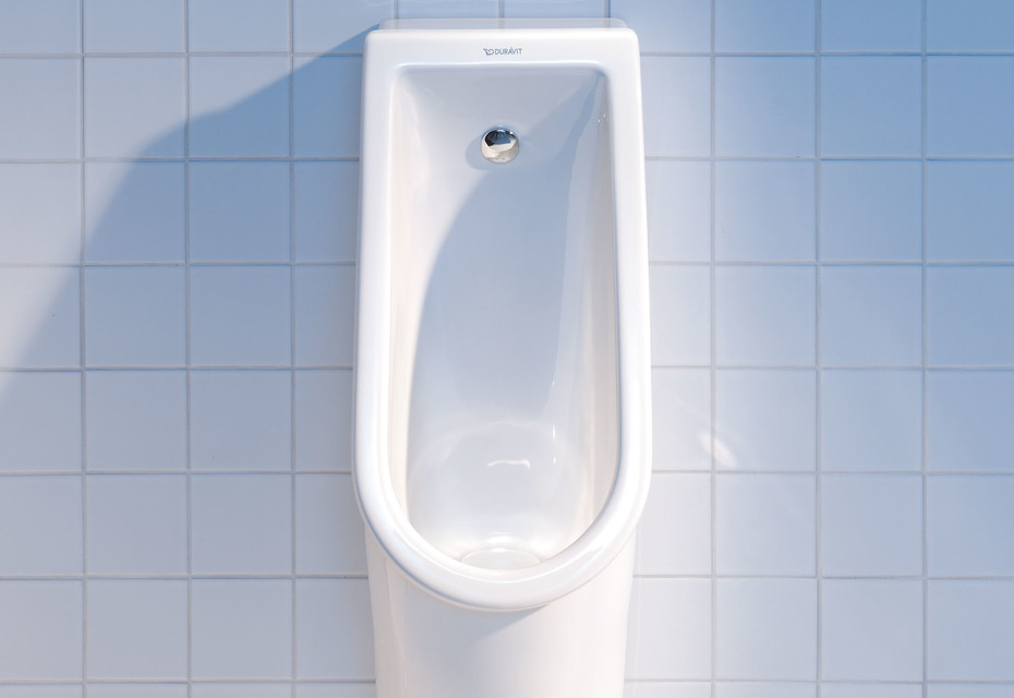 Starck 3 urinal long