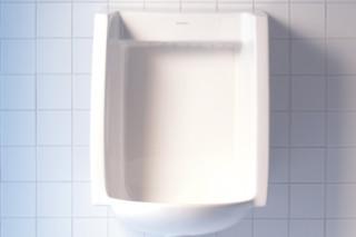 Starck 3 Urinal rechteckig  von  Duravit