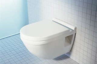 Starck 3 Wall WC  by  Duravit