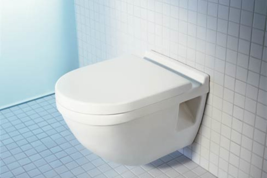 Starck 3 Wand WC