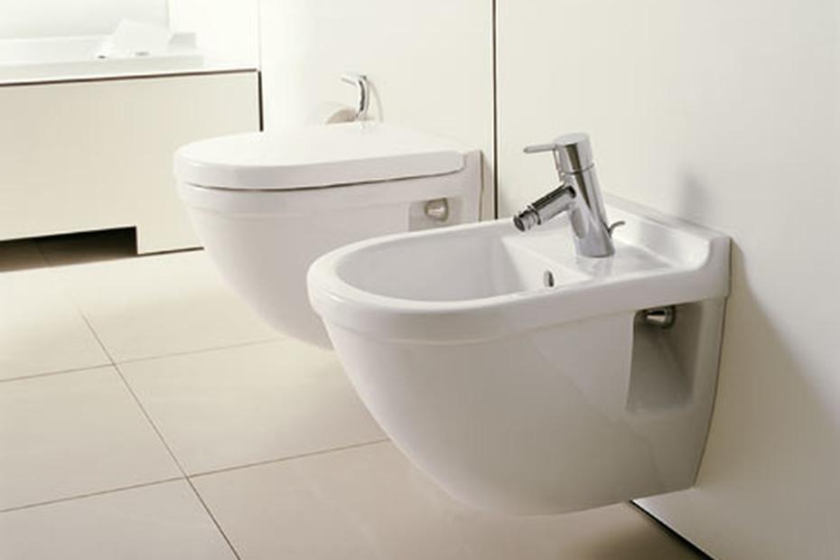Starck 3 wall WC