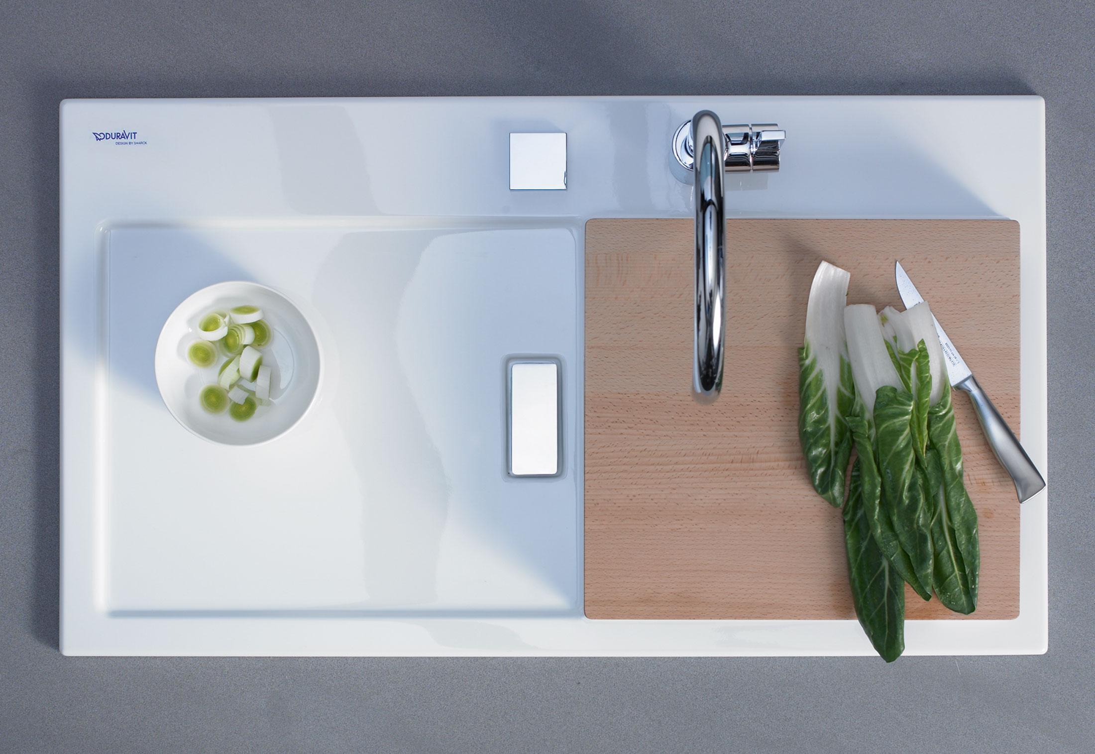 starck kitchen sink