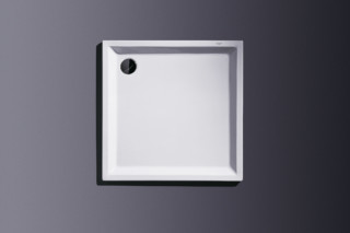 Starck Shower quadrat  by  Duravit