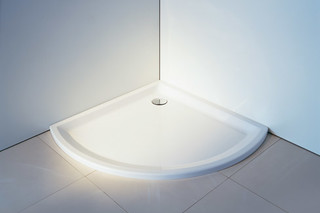 Starck Shower quarter circle  by  Duravit