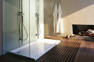 Starck Shower rectancle long  by  Duravit