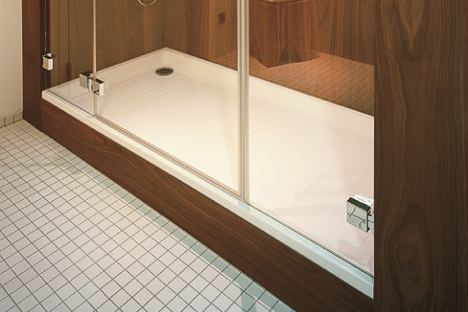 Starck Shower rectancle long