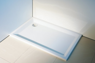 Starck Shower rectancle short  by  Duravit