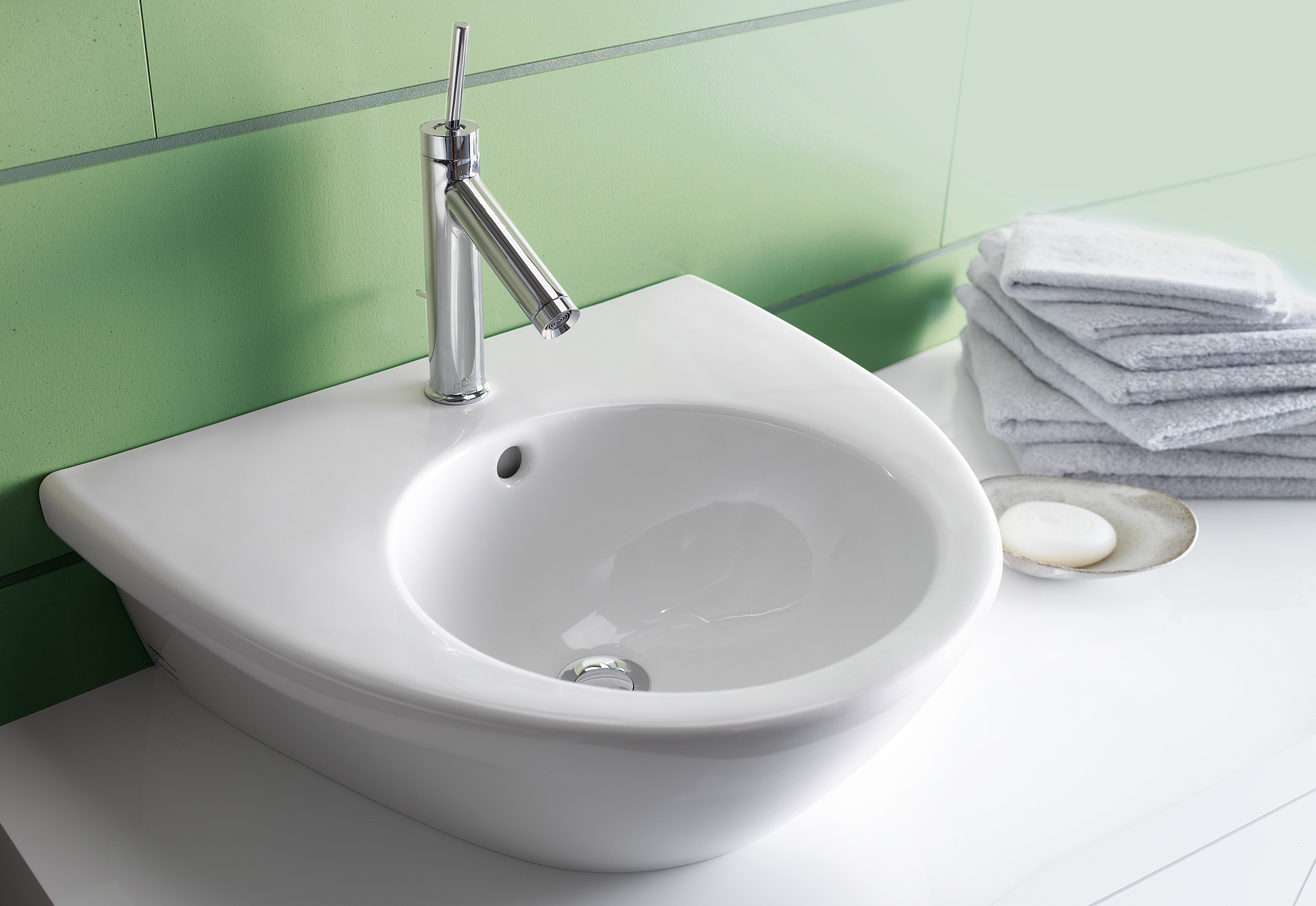 Starck single washing basin by duravit stylepark - Bassin starck ...